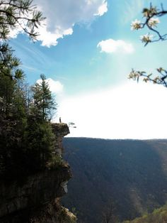 12. Barney's Wall, Giles County, Virginia | 16 of the most beautiful hikes in Virginia.