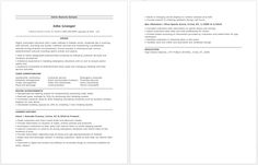 Usher Resume Job Template Sample Call Centre Skills Cosmetology