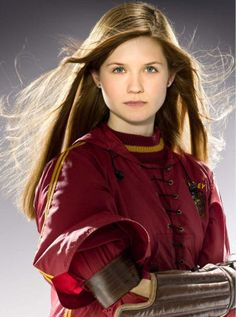 Which Harry Potter witch should be your BFF? I got Ginny.