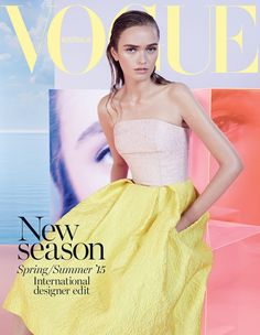 IMG Models - Jayne Baily   Vogue Australia