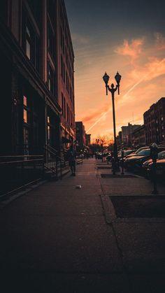 Sunset travel – Photography, Landscape photography, Photography tips Urban Photography, Street Photography, Nature Photography, Travel Photography, Photography Ideas, Iphone Photography, City Wallpaper, Wallpaper Backgrounds, Sunset Wallpaper