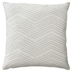 Target.com - chevron pillow - Modern Style - Under $30 - Mohawk Homescapes