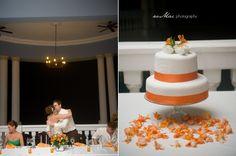 Bliss in Bloom(orange) package designed by prestigious wedding planner Karen Bussen,  Beautiful destination weddings #Jamaica #BlissInBloom #DestinationWedding