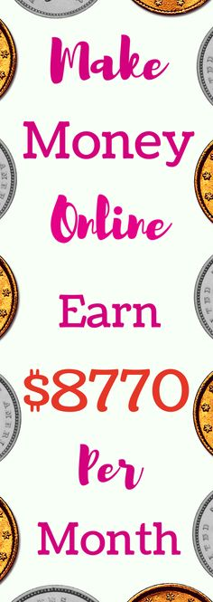 Make money online in 2017. Top 3-ways to earn passive income online from home. Start making $8770 per month with genuine methods. Click to see how >>>