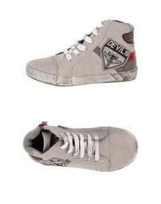 dd27f06ece ROBERTO CAVALLI DEVILS - Low-tops Boys Shoes