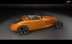 Ideas for my new Street Rod - Sabre Hotrod
