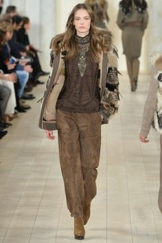 Ralph Lauren Herfst/Winter 2015-16 (15)  - Shows - Fashion