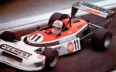 Gianfranco Brancatelli - Ralt RT1 Ferrari Dino - Scuderia Everest - XXXVII Grand Prix de Pau 1977