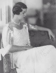 Princess Cecile of Greece : married into the Hessian Royal family Young Prince Philip, Prince Phillip, Greek Royalty, Greek Royal Family, Journey To The Past, Grand Duchess Olga, Princess Alice, Four Sisters, Royal House