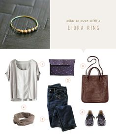 what to wear {libra ring}