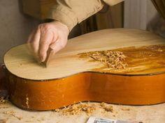 Cómo decapar un mueble de madera para poder trabajar con él correctamente