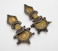"""""""Merovingian brooches. First half of the 5th century."""""""