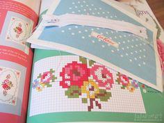 cath kidston cross stitch pattern - Google Search