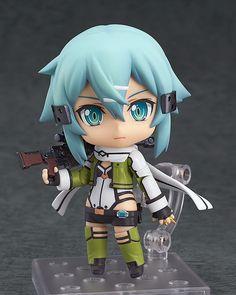 Sword Art Online II Nendoroid figurine Sinon Good Smile Company