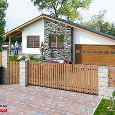 Dřevěný plot - Buk Teak, Shed, Home And Garden, Outdoor Structures, Outdoor Decor, Home Decor, Fence Ideas, Gardening, Pine Tree