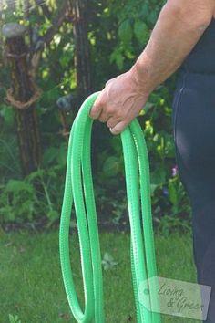 Wasser marsch! *Gieß-ABC* - dehnbarer Gartenschlauch Garden Hose, Tricks, Water, Plants