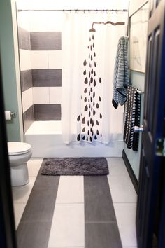 DIY Bathroom Makeover featuring Kaska Porcelain tiles from @builddirect