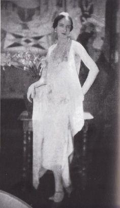 Princess Irina modeling for IRFE
