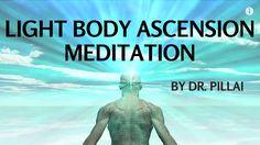 Light Body Ascension Meditation Mantra, Arut Perum Jyoti, By Dr. Pillai