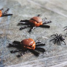 Turning our fan favourite Sweet Georgia Browns into a delicious treat for Halloween!