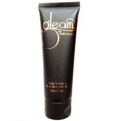 Gleam By Melanie Mills Body Radiance, Light Gold FGT-001b, 30ml
