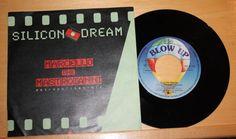 """SILICON DREAM - Marcello the Mastroianni - Vinyl 7"""" - Intercord - RAR"""