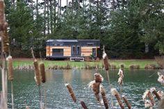 TINY HOME, BIG OUTDOORS   Tiny Heirloom Luxury Custom Built Tiny Homes