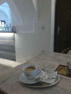 Café Konstanz Tábor Czech republik