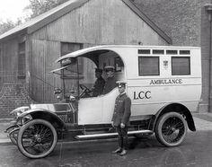 Ambulancia de 1910