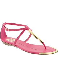 hot pink and gold :) $69