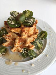 MOOD: Waffles de Aveia e Espelta