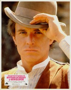 """Tom Berenger as 'Butch Cassidy' in """"Butch and Sundance: The Early Days"""""""