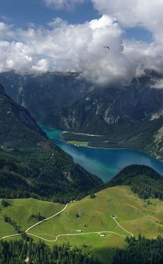 Königssee in Bavaria, Germany