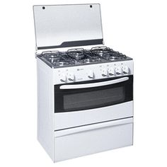 Zero Appliances 6 Burner White Gas Stove in the Hobs, Stoves & Ovens category was sold for on 12 Mar at by Win A Lot in Gauteng