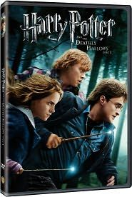 Harry, Ron, and Hermione race against time in an attempt to destroy Lord Voldemort's secret to immortality, the Horcruxes. Harry also discovers the three most powerful objects in the world of wizards: the Deathly Hallows. Deathly Hallows Part 1, Harry Potter Deathly Hallows, Michael Johnson, Daniel Radcliffe, Harry Potter 7, Potter Box, Hogwarts, Ron Et Hermione, Ron Weasley