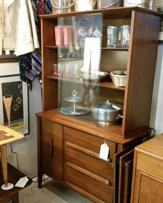 Stanley Mid Century Modern China Cabinet. $495. Available At Picker Joeu0027s