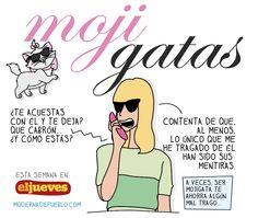 Todo un descubrimiento el de esta divertida autora española.