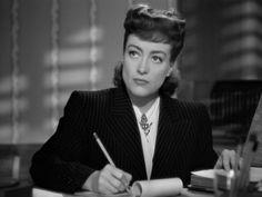 Joan Crawford. Mildred Pierce.