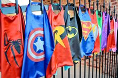 Hey, I found this really awesome Etsy listing at https://www.etsy.com/listing/156593639/party-pack-30-superhero-capes-superman