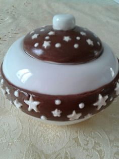 porcellana fredda zuccheriera (Pasta di mais con amore)