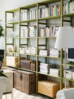 ivar shelves apartment therapy - Google Search