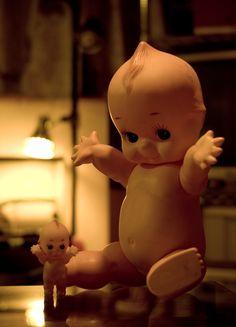this Kewpie Doll Cupie Dolls, Kewpie Doll, Antique Dolls, Vintage Dolls, Annette Himstedt, Sonny Angel, Haunted Dolls, Little Doll, Heart For Kids