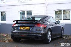 Audi TT-RS Plus 2