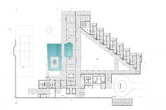 S+A Brazil (Marcelo Montoro) with interiors by Piantina Architecture; Nova Lima House (New Construction); Nova Lima, Minas Gerais, Brazil, 2011.