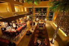 Cork Bar at Hotel Contessa on the River Walk, San Antonio, Texas