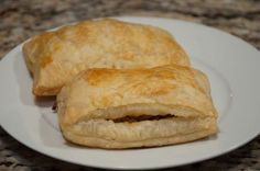 Haitian Patties are the quintessential street food in Haiti. The pastry typically contains various meats such as beef, chicken, pork and fish.