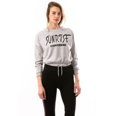 Bluza dama sport Graphic Sweatshirt, Sport, Sweatshirts, Sweaters, Beauty, Fashion, Moda, Deporte, Sweater