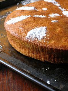 Desert Candy حلويات الصحراء: Orange Almond Cake