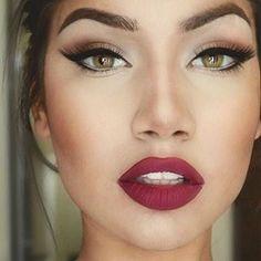 ALINA @makeupbyalinna I've missed you g...Instagram photo | Websta (Webstagram)