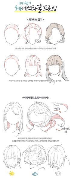 Drawing Hair Tips – Hair Drawing Hair Reference, Drawing Reference Poses, Drawing Skills, Drawing Tips, Drawing Techniques, Drawing Base, Manga Drawing, Gesture Drawing, Pelo Anime